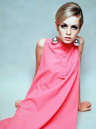 We all wanted Twiggy's androgynous look.