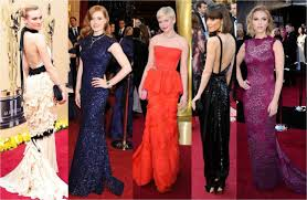 The glamorous dresses remind me of playing with my Debbie Reynolds and Elizabeth Taylor paper dolls when I was little. They were always wearing glamorous paper evening gowns when they were fighting over Eddie Fisher.