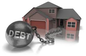 It's far too easy to give up your life and become enslaved to mortgage payments.
